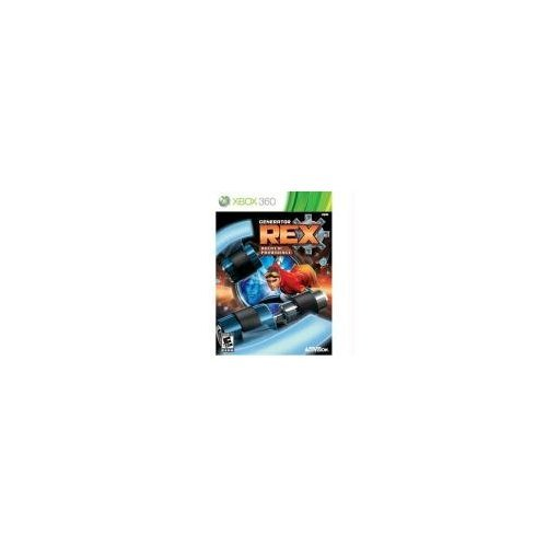 Generator Rex Providence X360 76592 By: Activision Blizzard Inc Upright Vacuums