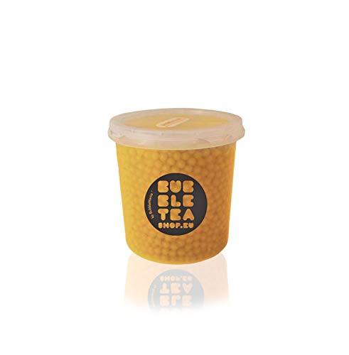 Popping boba Fruchtperlen für Bubble Tea Bananen (500 g)