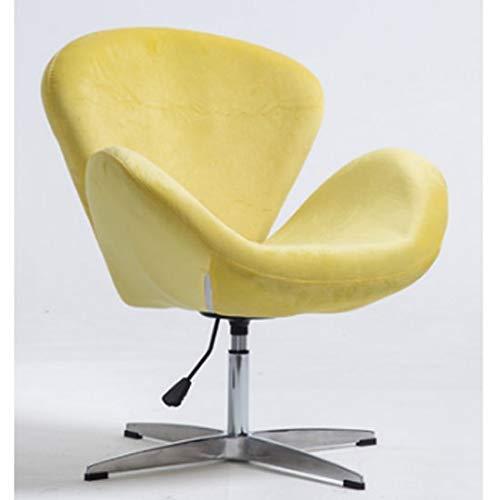 TJLSS Art-Sofa-Egg Chair Lounge Hocker Einfacher moderner Aufzug Bürocomputer...