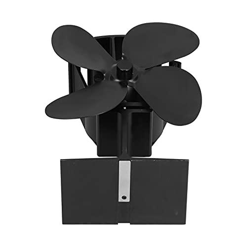 Ventilador De Estufa, Tecnología Térmica Clásica Potencia Térmica Ventilador De Estufa Funcionamiento Silencioso Diseño De Estructura Profesional Mejore La Eficiencia De Calefacción Para El