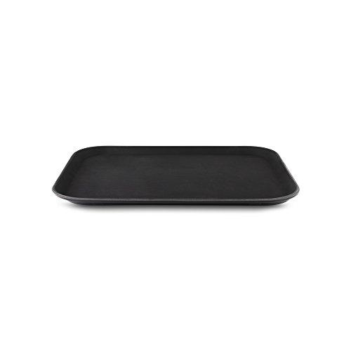 Tuffgrip, Super plastica Antiscivolo gommata, plastica, Black, 18x14/45x35cm