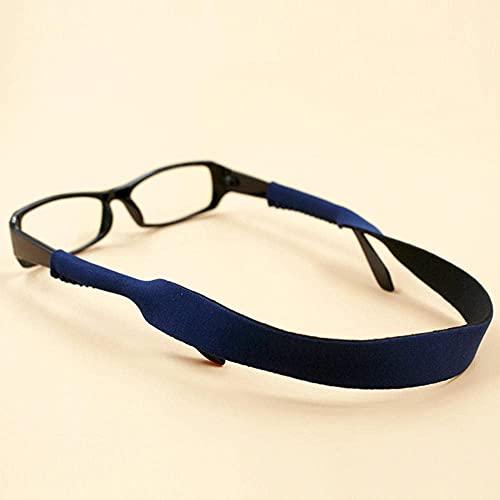 YANJ Cadena para Gafas Cadena para Gafas de Sol Cordón para Gafas Correa para Gafas Correa para Gafas Cadena para Gafas de Sol Ajustables Cuerda para Gafas Soporte para cordón Gafas Ant
