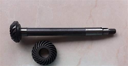 L-Yune,bolt Dientes 1 Juego en Forma for Hitachi PR-38E Martillo eléctrico a Largo y Corto Paraguas