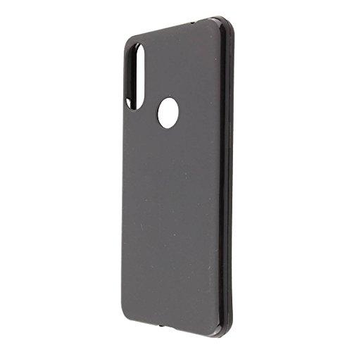 caseroxx TPU-Hülle für Wiko View 2 Pro, Handy Hülle Tasche (TPU-Hülle in schwarz)