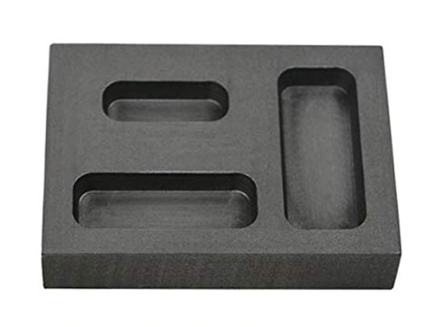 1/4 oz 1/2 oz 1 oz Ounce Combo Graphite Ingot Mold Crucible for Melting Gold Silver nonferrous Metal Casting Refining Scrap Jewelry