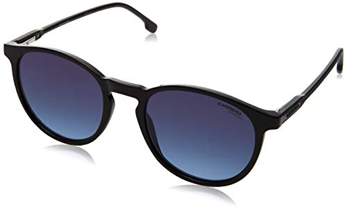 Carrera Unisex-Erwachsene 230/S Sonnenbrille, SCHWARZ BLAU, 52