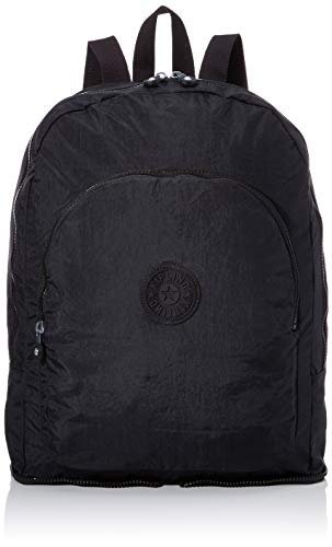 Kipling EARNEST Strandtasche , 43 cm , 20 liters , Schwarz (True Black)
