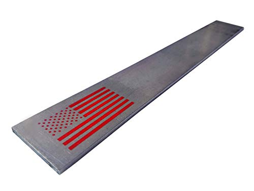 Patriot Steel - 1095 High Carbon Knife Making & Forging Steel 12'x1.5'x.125' (Single Pack)