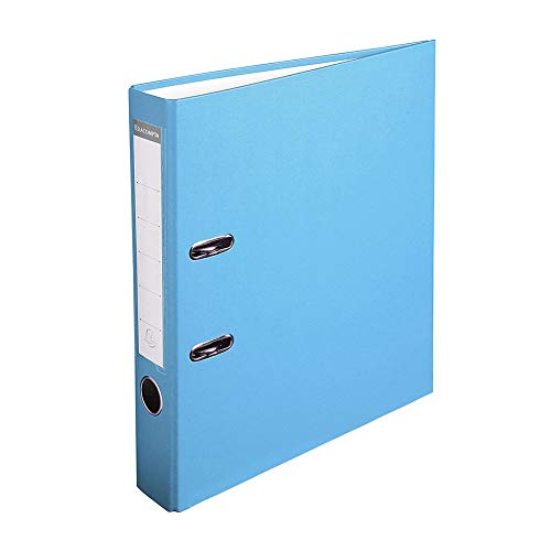 Folders,Lever Arch Folder,A4, Lever Arch File,Folder Ring Binder, Office Folder Metal Folder Slot Folder