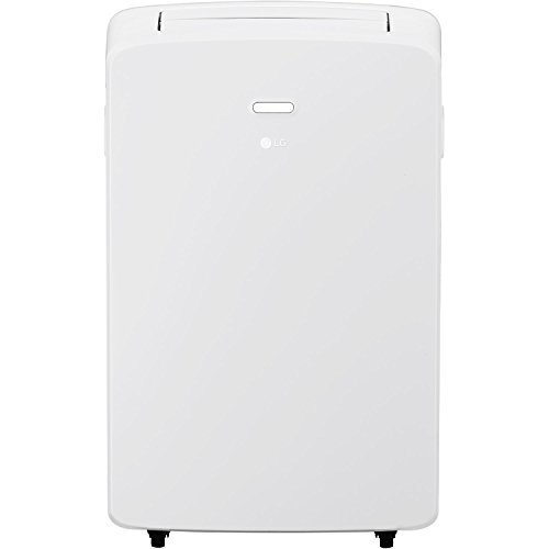 Price comparison product image LG LP1017WSR 115V Portable Air Conditioner with Remote Control in White for Rooms up to 250-Sq. Ft.