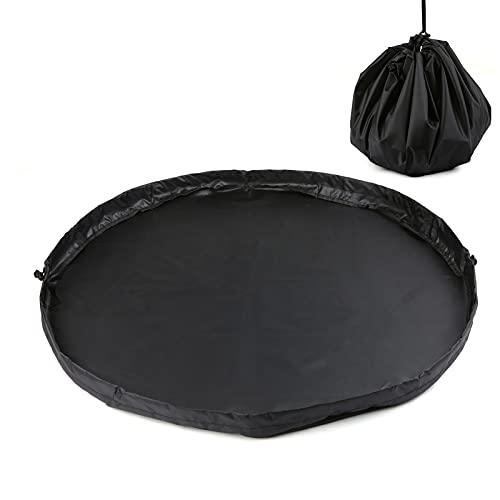 Montloxs Bolsa Seca Impermeable para Cambiador de Neopreno para Buceo, Surf, Kayak, Playa, natación