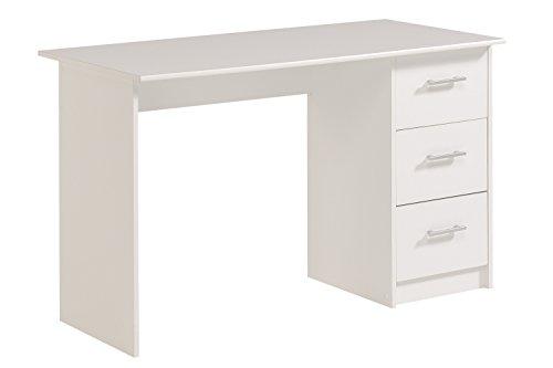 Parisot Schreibtisch Jerry Weiß