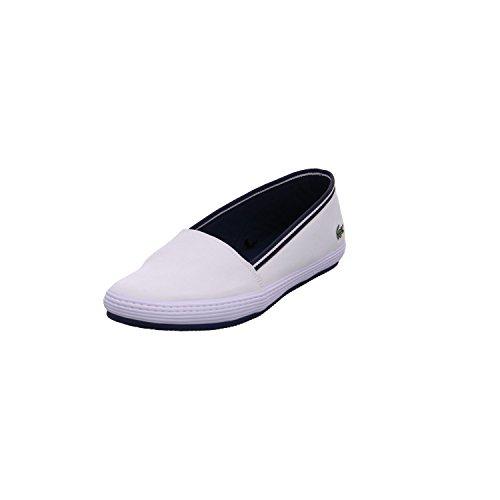 Lacoste 733CAW1043098 Größe 41.5 EU Weiß (weiß)