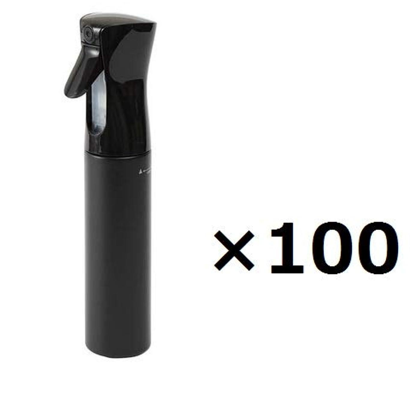 追い越すメッセンジャー自分の【100本セット】アイビル エアリーミスト 300ml ブラック