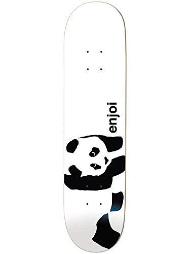 Enjoi Skateboard Deck Whitey Panda R7 8.25