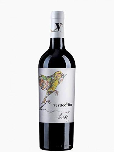 Verdecillo Vino Tinto 2016 - Caja 6 botellas