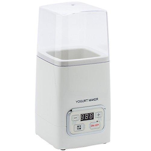三ッ谷電機 ヨーグルトメーカー 温度調節機能付き 牛乳パック可 YGT-4