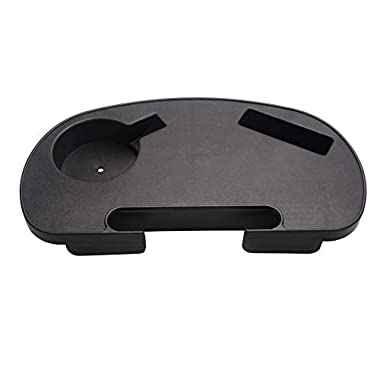 Hanperal Oval Zero Gravity Chair Cup Holder, with Mobile Device Slot and Snack Tray