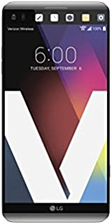 LG V20 VS995 64GB Silver - Verizon Unlocked (Renewed)