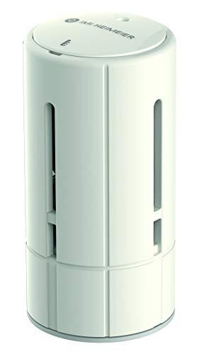 IMI Heimeier Thermostatkopf Halo-B (Behördenmodell, Anschluss M30x1,5, zur Einzelraumtemperaturregelung, Regelbereich 8-26°C) 2500-00.500