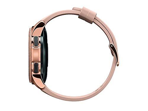 Samsung Galaxy Watch smartwatch (42mm, GPS, Bluetooth, Unlocked LTE) – Rose Gold (US Version with Warranty) 3