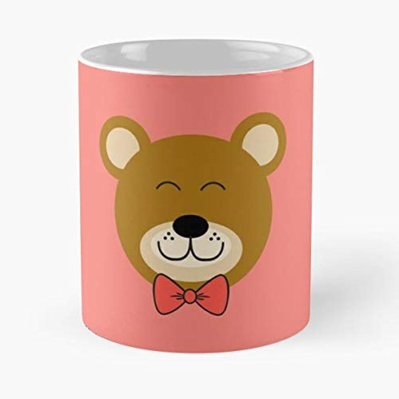Teddy Bear Bow Tie Cuddle Toy - Best Gift Ceramic Coffee Mugs