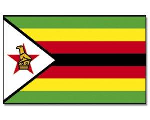 Fahne Flaggen SIMBABWE 150x90cm