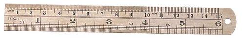 Draper 5010559596331 - Regla plegable (tamaño: 150mm)