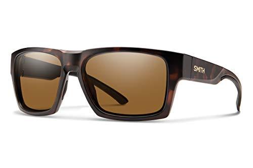 Smith Optics Outlier XL 2 Sunglasses, Matte Tortoise / ChromaPop Polarized Brown, One Size -  OX2CPBRMT