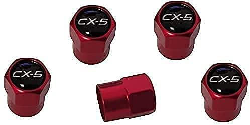 4 Piezas Coche de Neumático Tapas para válvulas para Nissan X-Trail Qashqai Juke Kicks Patrol, Duradero Antipolvo Anti-Robo DecoracióN Accesorio