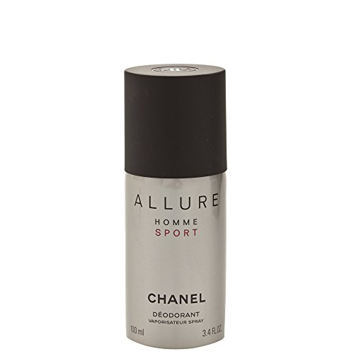 Chanel Allure Homme Sport Men, Deodorant, 1er Pack (1 x 100 ml)