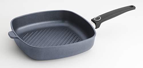 Woll Grillpfanne, Gusseisen, schwarz, 30 cm