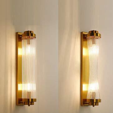 GAYBJ Innenwandleuchte Einfache Moderne LED Wandleuchten, E14 Test Tube für dekorative Wohnzimmer Leuchten Schlafzimmer Lampen Korridor Nachtlicht