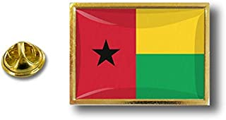 Spilla Pin pin's Spille spilletta Giacca Bandiera Distintivo Badge Guinea Bissau