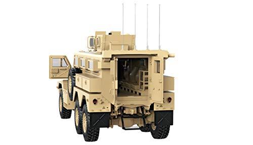 Amewi 22427 US-Miltitärfahrzeug MRAP 6x6 1:12 RTR