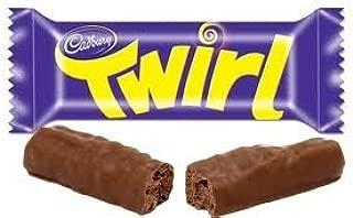 4 bar of Twirl (Milk Chocolate Fingers), Made in Uk