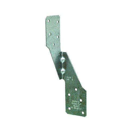 Simpson Strong Tie H2.5A - Corbata de huracán de calibre 18, 100 por caja por Simpson Strong-Tie