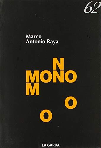Mono (La Garúa Poesía, Band 62)