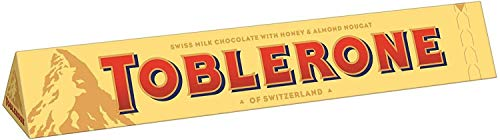Toblerone Milk Chocolate 200g