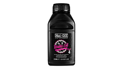 Muc-Off Bremsflüssigkeit High Performance Brake Fluid DOT 4 Gr. 250 ml