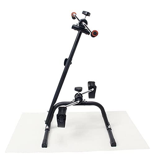 HQ2 Pedale pieghevole Esercizio Bike, Attrezzature per il Fitness Domestico, Durevole e Pratico, per la Riabilitazione dopo l'intervento chirurgico o lesioni