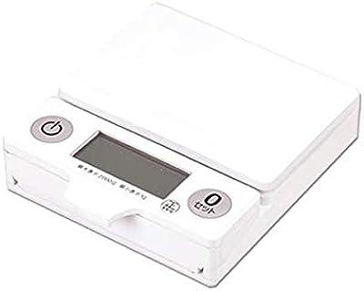 パール金属 スイーツコンビニ倶楽部 コンパクトに収納できるキッチンスケール2.0kg用 D-1073