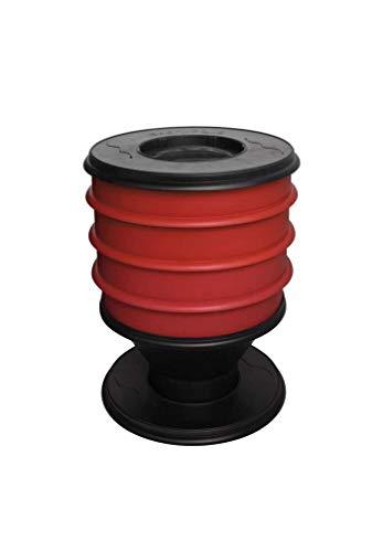 Eco-Worms - Lombricomposteur Coloris Brique