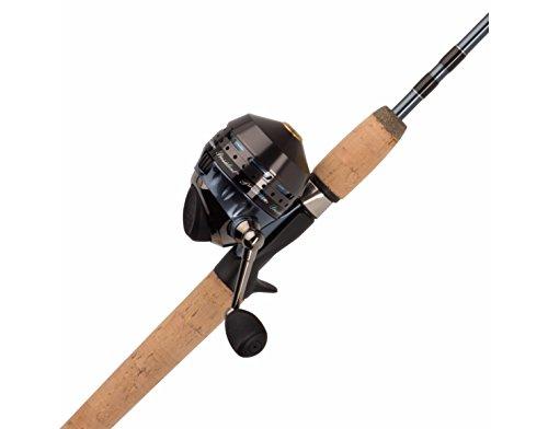 Pflueger PRESSC-606L2CBO President Spincast Combo Fishing Reel Rod