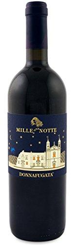 Nero Avola Milleunanotte Doc Donnafugata Wein 0,75 lt.