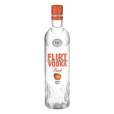 Flirt Vodka Flavor 0,7l (Peach)