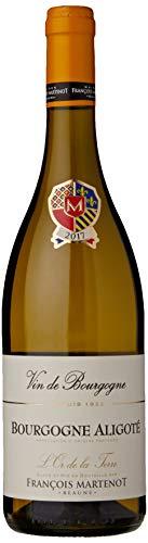 François Martenot France Burgundy Vin lOr de la Terre AOP Bourgogne Aligoté 75 cl - Lot de 3