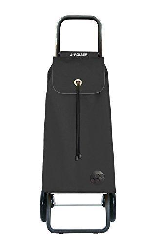 ROLSER Imax MF Convert RG Shopping Trolley, Buggie, Cart, One Size, Dark Grey by Rolser