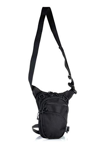 FALCO Leg Concealed Gun Bag (Black)