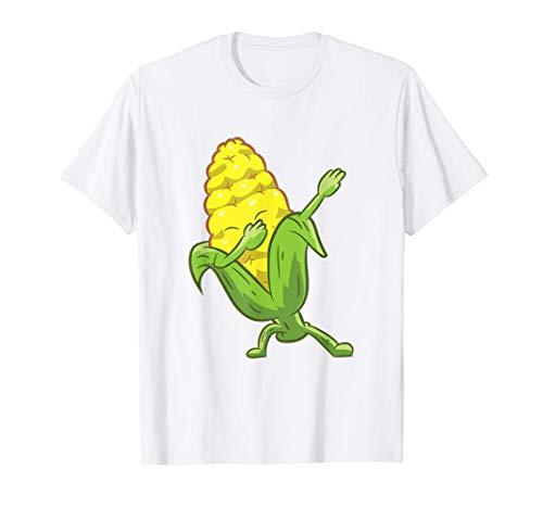 Divertido Maíz Bailarín Lindo Maíz Bailarín Camiseta